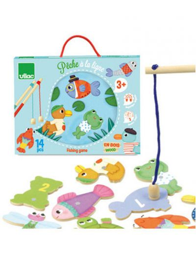 Room2Play Magnetic fishing game