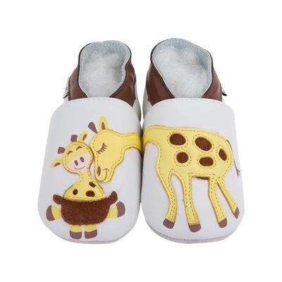 Lait et Miel Hjemmesko Girafe