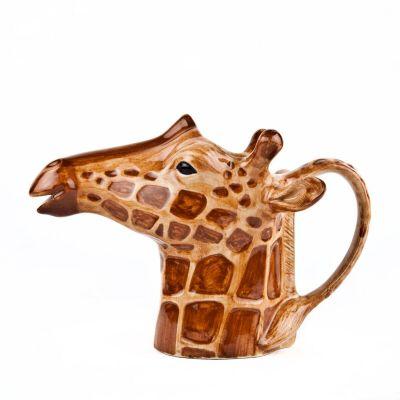 Quail Jug Large Giraffe