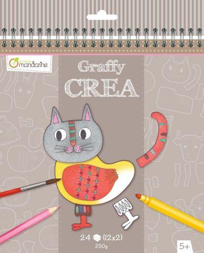 Avenue M Graffy Crea Modulo