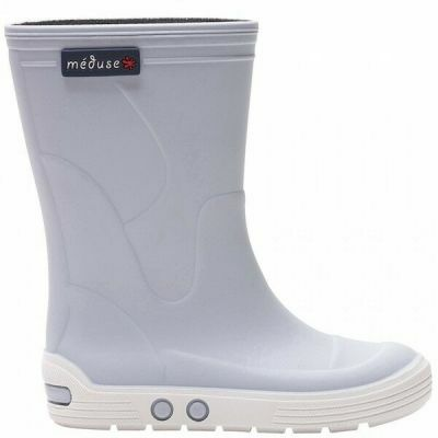 Meduse Rubber Boots Airport Nuage/Blanc