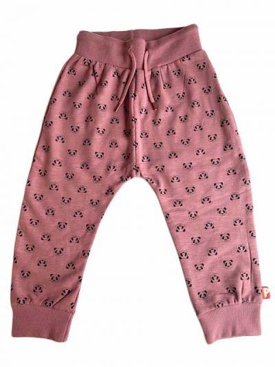 Hiss Jog Grey Pink MINI PANDA