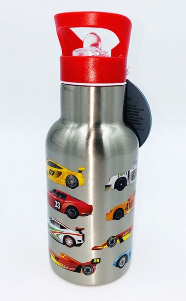 Joytoy Stainless Steel Bottle Race Car