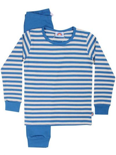 BIFROST - Slumber Nightwear VINTAGE BLUE/CHALK