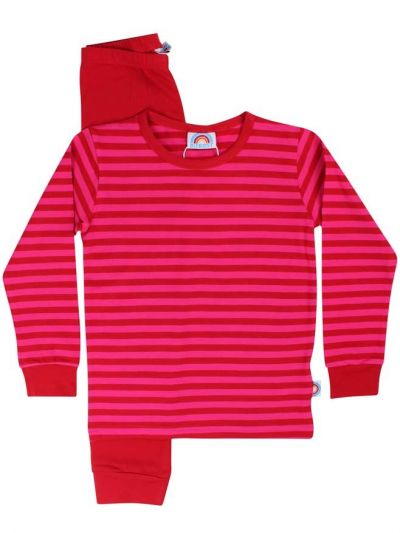 BIFROST - Slumber Nightwear Red/Hot Pink