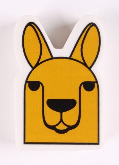 Dyr Eraser Kangaroo