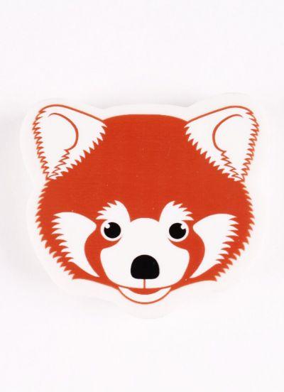 Dyr Eraser Red Panda
