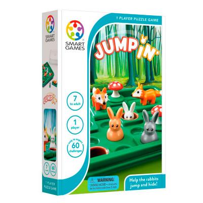 Spilbræt Puzzle Game Jump In