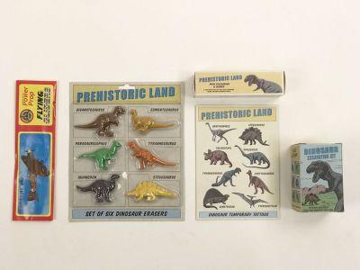 Small Dino Legepakke Assorteret