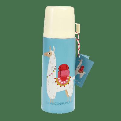 RL Flask & Cup Dolly Llama