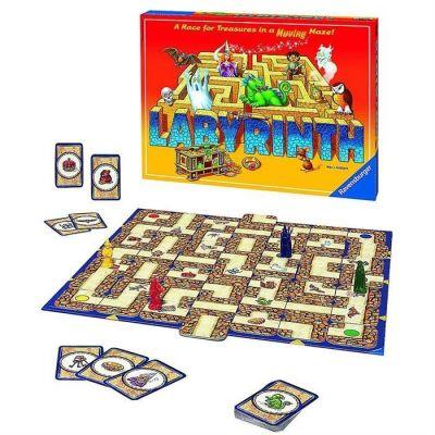Alga Labyrinth Assorteret
