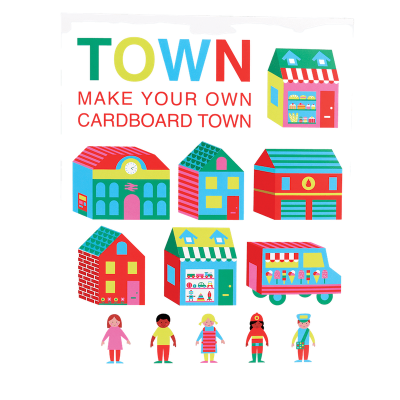 RL Make your own Cardboard Town