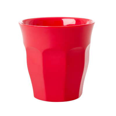 Rice Melamin Kop - Medium Red Kiss