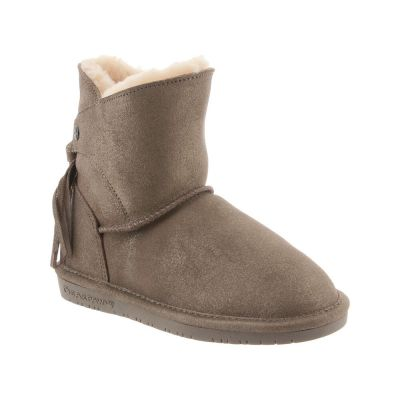 Bearpaw-Mia Youth Distressed