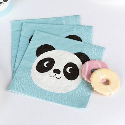 RL Napkins (Pack of 20) Miko the panda