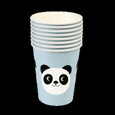 RL Paper Cups Miko the panda