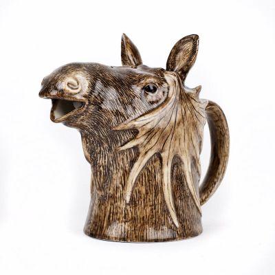 Quail Jug Large Moose