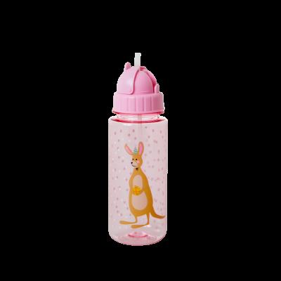 Rice Plastik Drikkedunk Pink PARTY ANIMAL