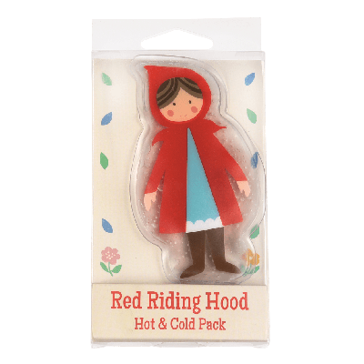 RL Hot/Cold Pack Red riding hood