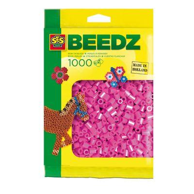 Room2Play Perle - 1000 stk Neon Pink