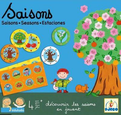 Djeco Spil Seasons
