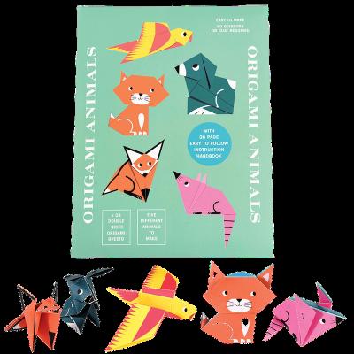 RL Origami Kit Animals