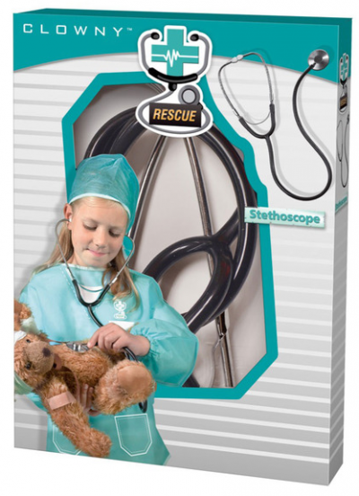 Room2Play Doctor's Stethoscope