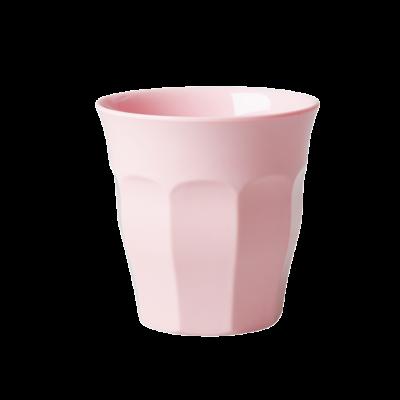 Rice Melamin Kop - Medium Soft Pink