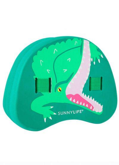 Sunnylife Kids Back Float Crocodile