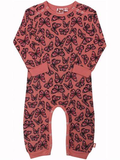 Tweet Suit Old Rose FLUTTER