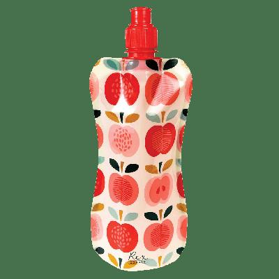 RL Folding Water Bottle Vintage Apple