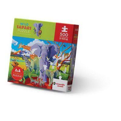 Joytoy Puzzle 500 Pcs Wild Safari