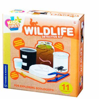Spilbræt Kids First Wild Life