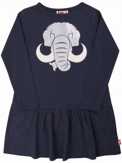 Zanzi Dress LS Dk Navy MAMMUT