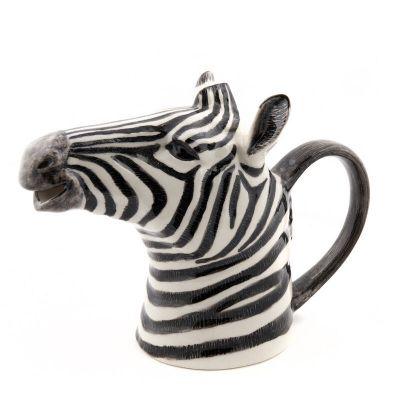 Quail Jug Large Zebra